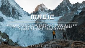 Wording Cover Layout - #Saying #Quote #Wording #geological #mountain #glacial #phenomenon #glacier #ridge #lake #massif
