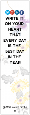 Wording Banner Ad - #Saying #Quote #Wording #flora #logo #font #flower #blue #area #sky #text