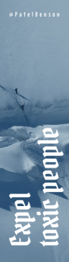 Wording Banner Ad - #Saying #Quote #Wording #landform #group #polar #across #ocean #cap #view #hiking #phenomenon