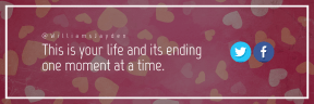 Wording Cover Layout - #Saying #Quote #Wording #line #font #bird #peach #pink #icon
