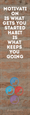 Wording Banner Ad - #Saying #Quote #Wording #font #circle #wall #blue #symbol #red
