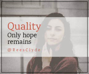 Wording Banner Ad - #Saying #Quote #Wording #photo #girl #beauty #outerwear #hair #hairstyle #shoot
