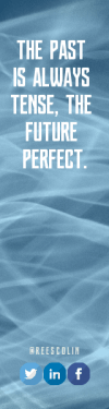 Wording Banner Ad - #Saying #Quote #Wording #text #up #brand #aqua #icon #blue #wing #line