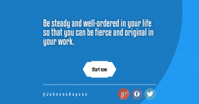 Quote Card Layout - #CallToAction #Quote #Saying #Wording #computer #blue #line #circles #geometry