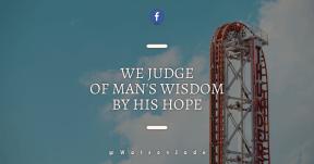 Quote Card Design - #Quote #Saying #Wording #blue #minus #font #symbol #line #app #brand #horizontal #sky