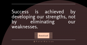 Quote Card Layout - #CallToAction #Quote #Saying #Wording #shapes #squares #lines #drum #circle #boxy #panels #black #bars