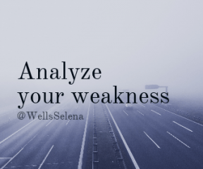 Wording Banner Ad - #Saying #Quote #Wording #foggy #over #A #near #background #of #daytime #road #Bindlacher #atmosphere