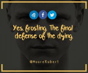 Wording Banner Ad - #Saying #Quote #Wording #line #nose #man #font #circle #brand