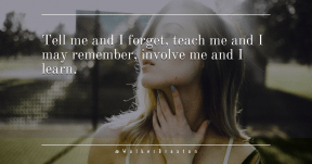 Quote Card Design - #Quote #Saying #Wording #mouth #black #photography #girl #human #hand #hair #blond #long