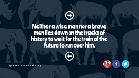 Wording Cover Layout - #Saying #Quote #Wording #product #african #fauna #icon #animal #right #font #elephants #blue