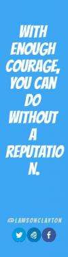 Banner Ad Layout - #Saying #Quote #Wording #circle #symbol #blue #wing #logo #font