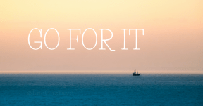 Quote Card Design - #Quote #Saying #Wording #landforms #sunrise #morning #sea #and #ocean #horizon