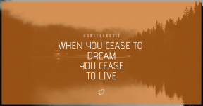Quote Card Design - #Quote #Saying #Wording #social #white #lake #loch #black