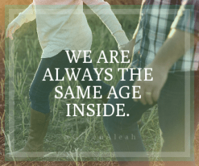 Wording Banner Ad - #Saying #Quote #Wording #walking #family #leg #grass #photograph #field #couple