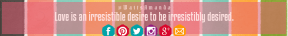 Wording Banner Ad - #Saying #Quote #Wording #grungy #violet #fancy #wavy #squares #pink