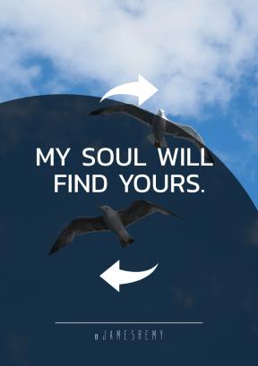 Print Quote Design - #Wording #Saying #Quote #arrow #bird #flock #flight #right #circles #beak #circle