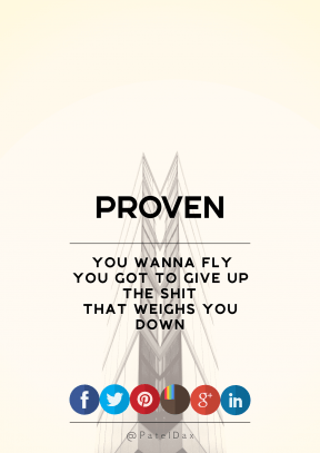 Print Quote Design - #Wording #Saying #Quote #font #brand #logo #geometric #sky