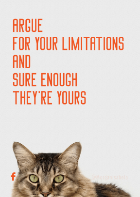 Print Quote Design - #Wording #Saying #Quote #mammal #to #cat #social #snout #like #fauna #whiskers #kitten #letter