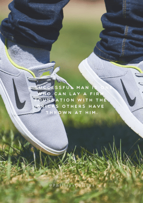 Print Quote Design - #Wording #Saying #Quote #sportswear #outdoor #shoe #walking #recreation #sneakers #grass #footwear #athletic