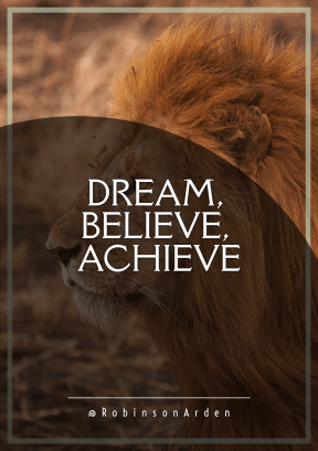Print Quote Design - #Wording #Saying #Quote #luxuriant #lion #terrestrial #circle #mane