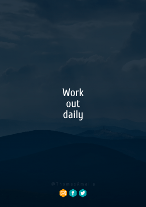 Print Quote Design - #Wording #Saying #Quote #brand #atmosphere #highland #area #line #sky #mountain