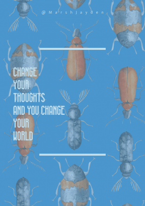 Print Quote Design - #Wording #Saying #Quote #design #pest #insect #pollinator #invertebrate #arthropod #membrane
