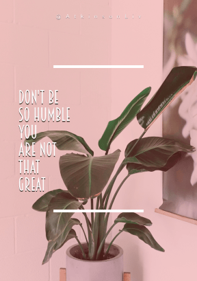 Print Quote Design - #Wording #Saying #Quote #flower #vase #plant #design #flowerpot #leaf #houseplant #floral