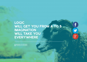 Print Quote Design - #Wording #Saying #Quote #goat #azure #red #logo #graphics #horn #clip #font #product