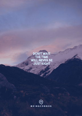 Print Quote Design - #Wording #Saying #Quote #ridge #mountains #messenger #range #snowy #over