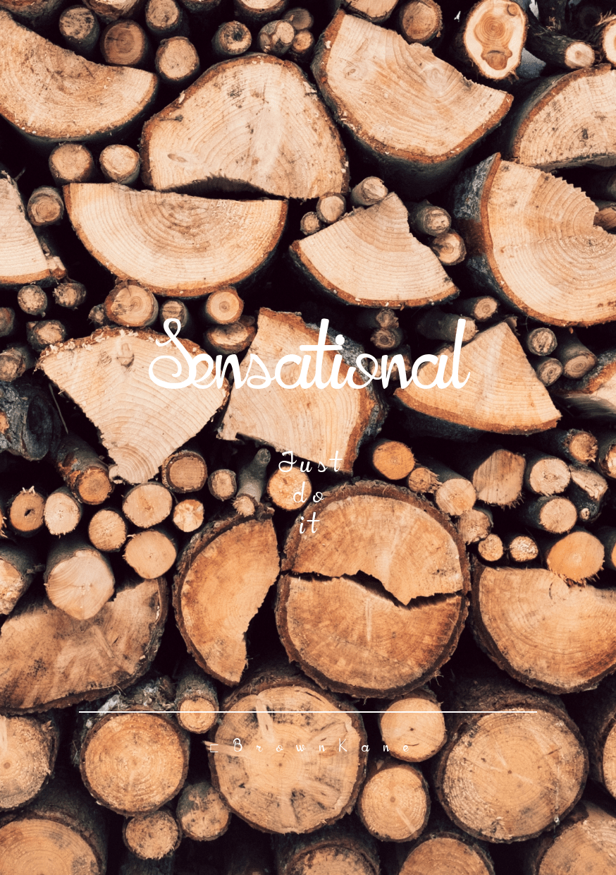 Wood,                Tree,                Trunk,                Rock,                Wording,                Saying,                Quote,                White,                Black,                Yellow,                Red,                 Free Image