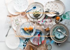 Print Quote Design - #Wording #Saying #Quote #aqua #tableware #sky #plate #font #porcelain #circle #sign