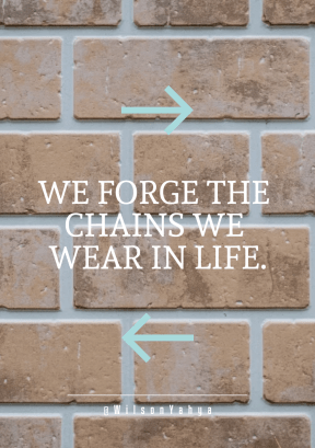 Print Quote Design - #Wording #Saying #Quote #texture #wall #brick #directions #right #arrows #direction #directional