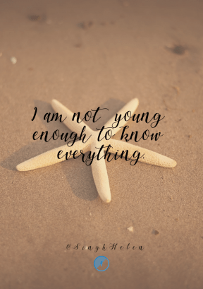 Print Quote Design - #Wording #Saying #Quote #beach #area #symbol #product #invertebrate #echinoderm
