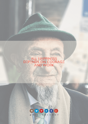 Print Quote Design - #Wording #Saying #Quote #blue #beak #brand #rabbi #font #red #elder