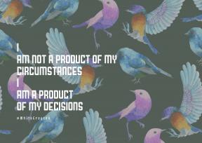 Print Quote Design - #Wording #Saying #Quote #fish #organism #beak #parrot #wing