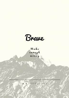 Print Quote Design - #Wording #Saying #Quote #massif #range #and #white #photography #black #phenomenon #ridge