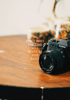 Print Quote Design - #Wording #Saying #Quote #product #camera #digital #round #photography
