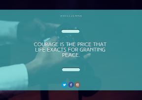 Print Quote Design - #Wording #Saying #Quote #trademark #blue #finger #art #hand #circle #brand #symbols #horizontal