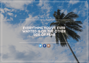 Print Quote Design - #Wording #Saying #Quote #brand #blue #font #sky #sign #wind #meteorological