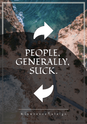 Print Quote Design - #Wording #Saying #Quote #circle #shapes #rock #shape #photography #aerial #circular