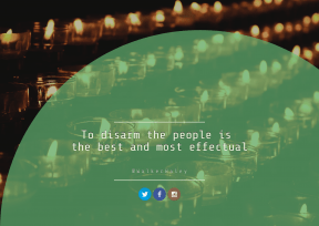 Print Quote Design - #Wording #Saying #Quote #font #circle #night #brand #product #blue