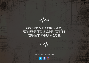 Print Quote Design - #Wording #Saying #Quote #graphics #text #lines #medical #arrow #line #logo #art #blue #product