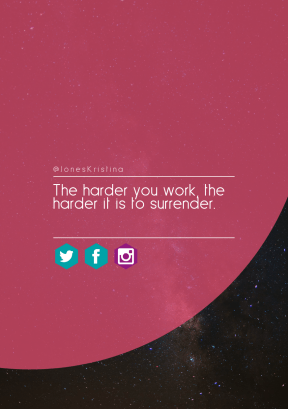 Print Quote Design - #Wording #Saying #Quote #line #spiral #nebula #black #violet