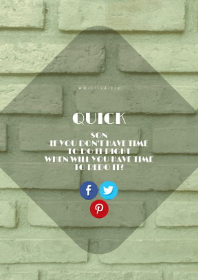 Print Quote Design - #Wording #Saying #Quote #wall #music #wing #graphics #squares #stop #brand