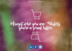 Print Quote Design - #Wording #Saying #Quote #commerce #blue #product #carts #atmosphere #rectangle #purple #pink