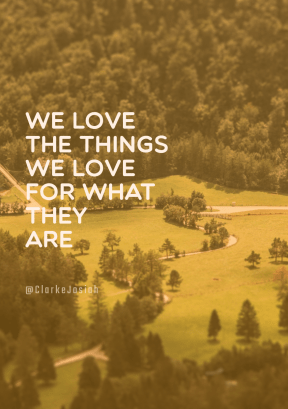 Print Quote Design - #Wording #Saying #Quote #fields #landscape #lot #sky #lake #serene #aerial #woods