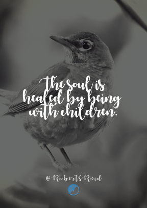 Print Quote Design - #Wording #Saying #Quote #organism #circle #robin #baby #line #bluebird #nightingale