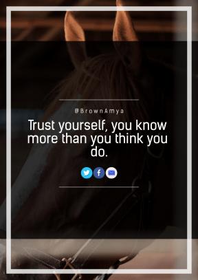 Print Quote Design - #Wording #Saying #Quote #rein #aqua #product #horse #icon #white #blue
