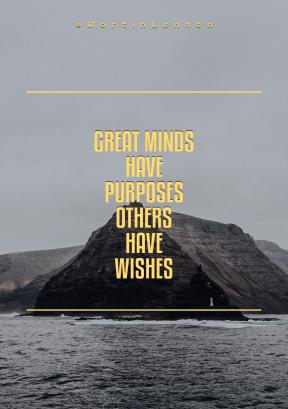Print Quote Design - #Wording #Saying #Quote #sea #ocean #loch #headland #coast #promontory #landforms #rock #coastal