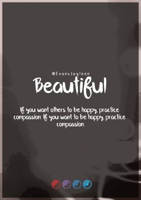 Print Quote Design - #Wording #Saying #Quote #smile #blue #aqua #line #calm #font #circle